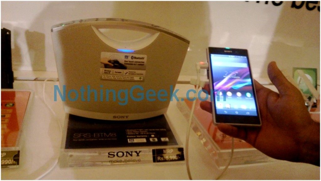 Sony Portable Speakers