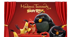 Angry Birds at Madame Tussauds