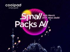 coolpad invite small packs all