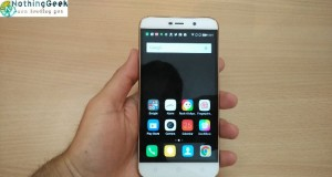 coolpad note 3 lite front screen