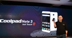 coolpad note 3 launch
