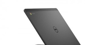 dell chromebook 13 side