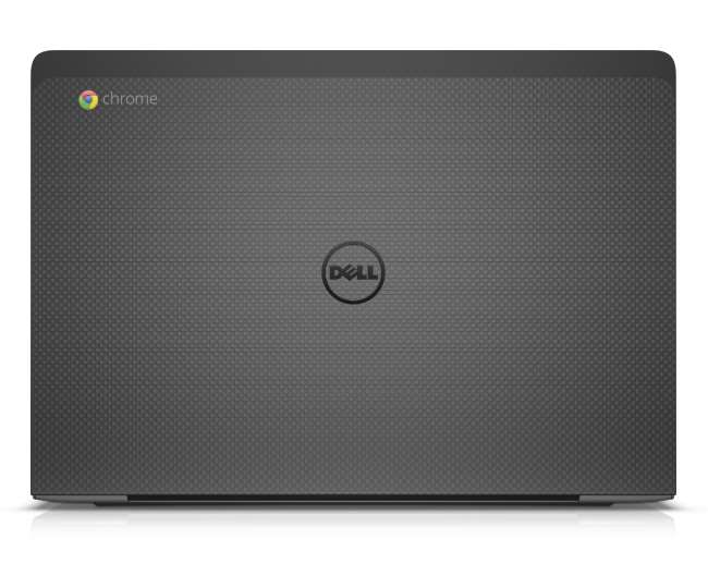 dell chromebook 13 top