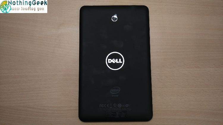 dell venue 7 back