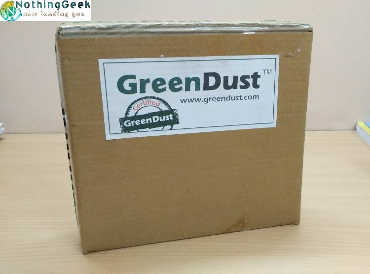 greendust packaging