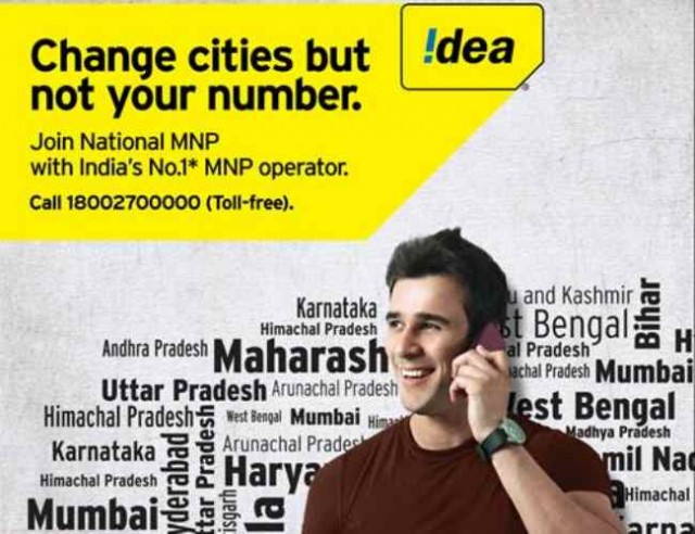 idea cellular mnp