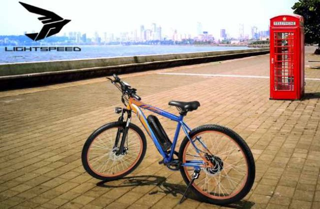 lightspeed electric bike