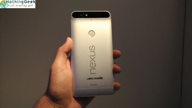 nexus 6p fingerprint