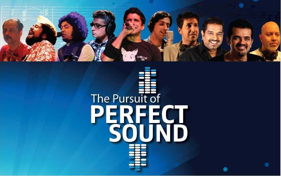 pursuit of perfect sound